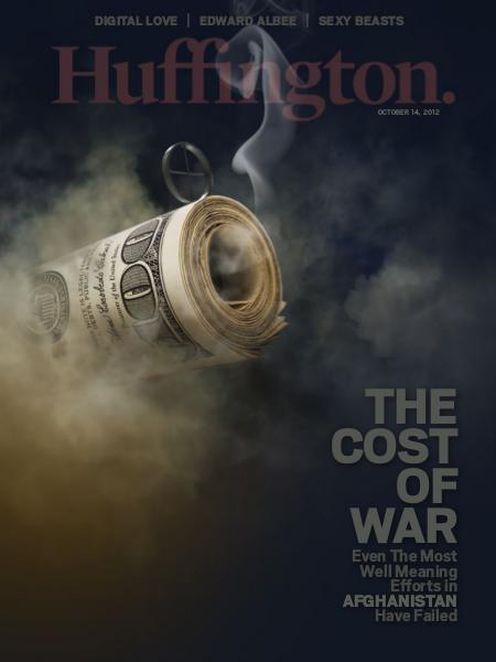 Huffington Magazine Issue 18