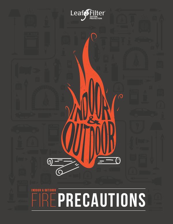 Indoor and Outdoor Fire Precautions October 2015