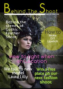 Behind the Shoot Magazine