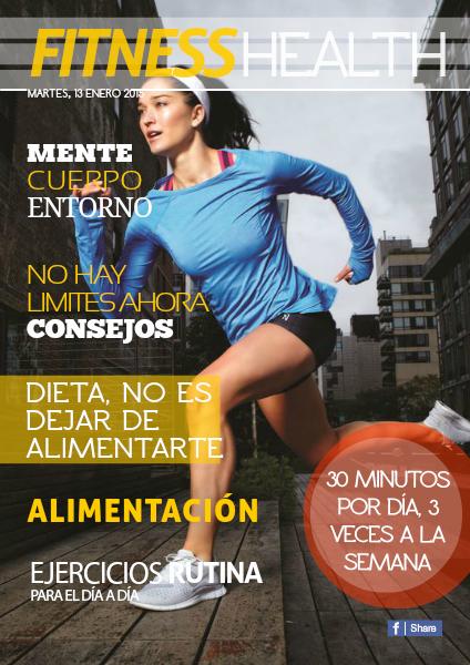Health and Fitness Salud y Actividad física