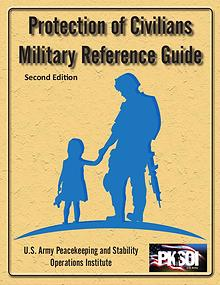Protection of Civilians Military Reference Guide, Second Edition