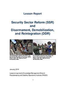 PKSOI Lessons Learned Report
