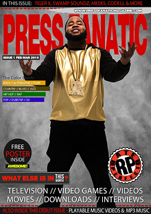 Press Fanatic Magazine