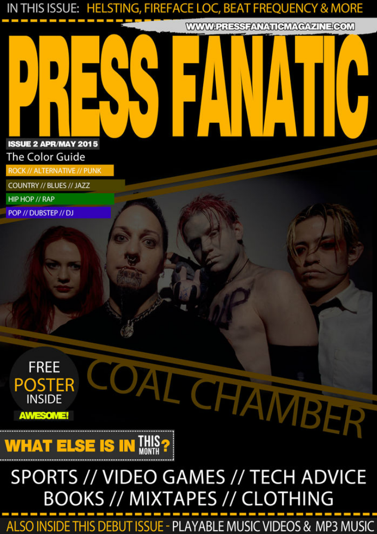Press Fanatic Magazine Apr/May 2015