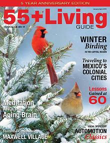 55+ Living Guide Winter 2018