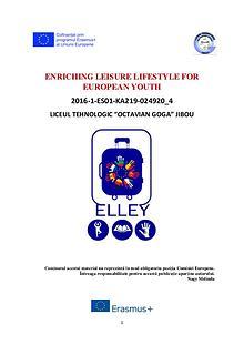 ELLEY - Erasmus + 2016-2018