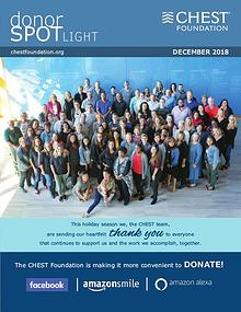 CHEST Foundation Donor Spotlight