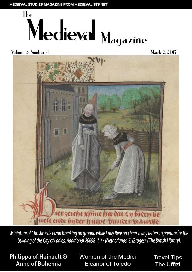 The Medieval Magazine No.87 / Vol 3 No 4
