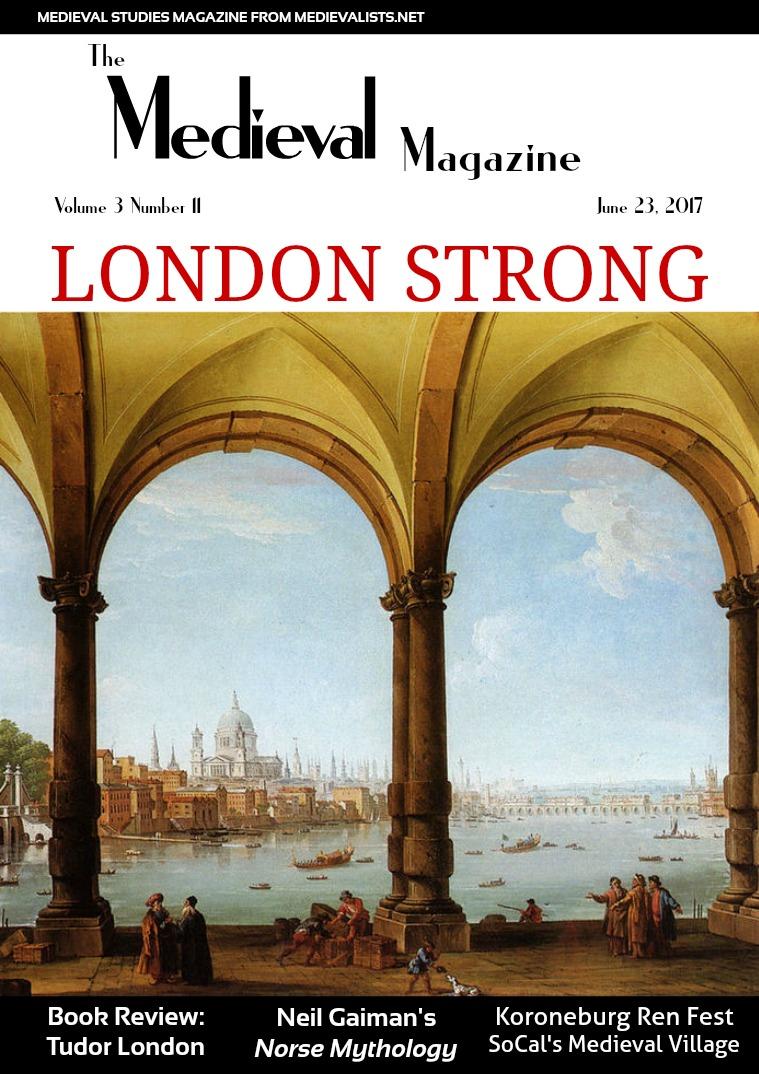 The Medieval Magazine No.94 / Vol 3 No 11