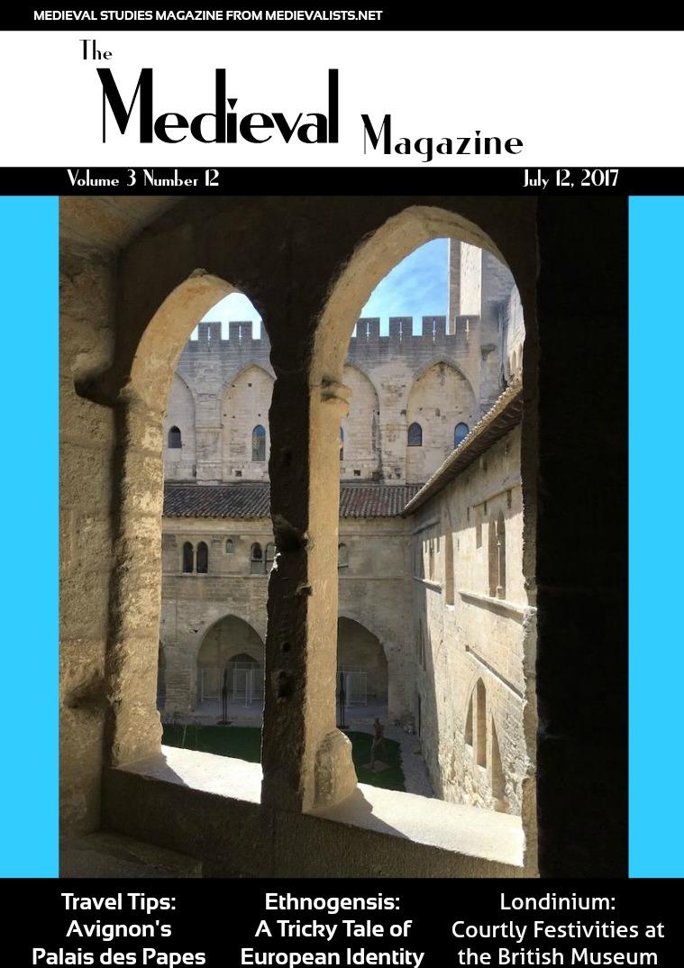 The Medieval Magazine No.95 / Vol 3 No 12