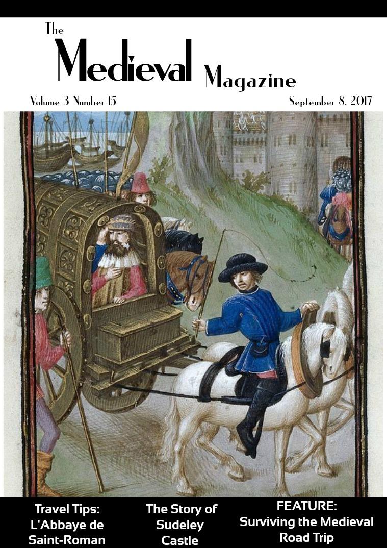 The Medieval Magazine No.98 / Vol 3 No 15