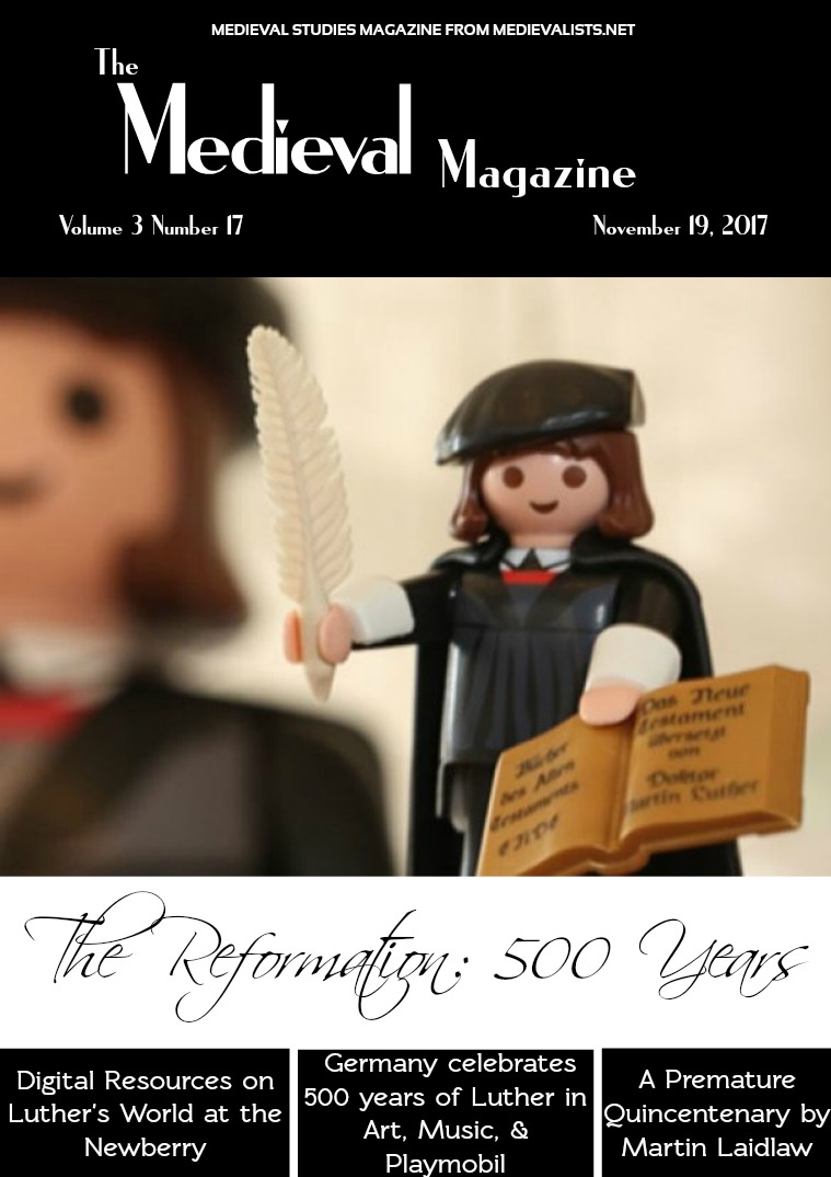 The Medieval Magazine No.101 / Vol 3 No 18