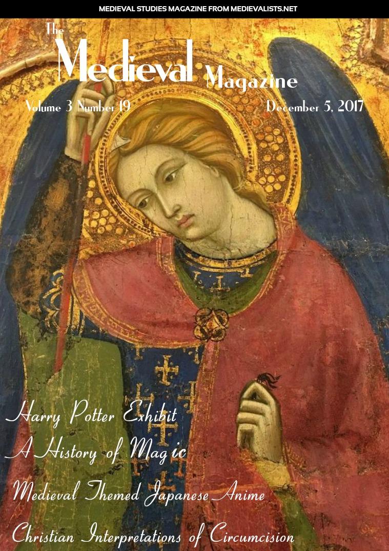 The Medieval Magazine No. 102 / Vol 3 No 19