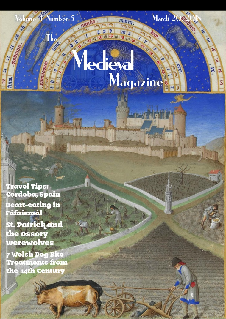 The Medieval Magazine No. 107 / Vol 4 No 5