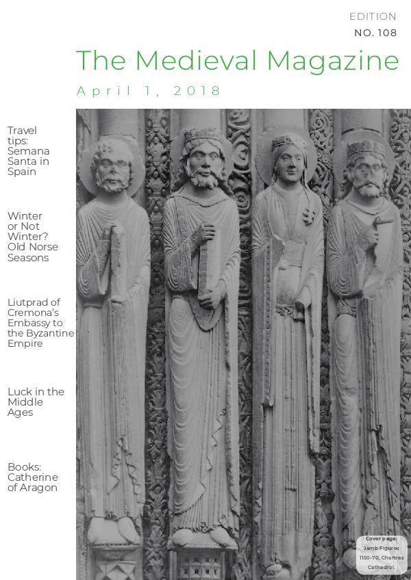 The Medieval Magazine No. 108