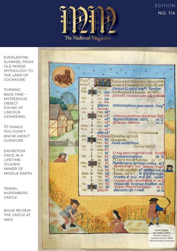 The Medieval Magazine 114: SUMMER!