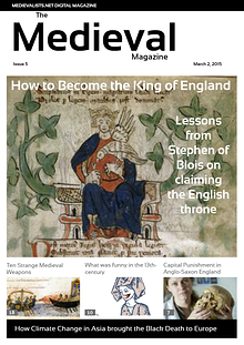 The Medieval Magazine Volume 1 Issue 5