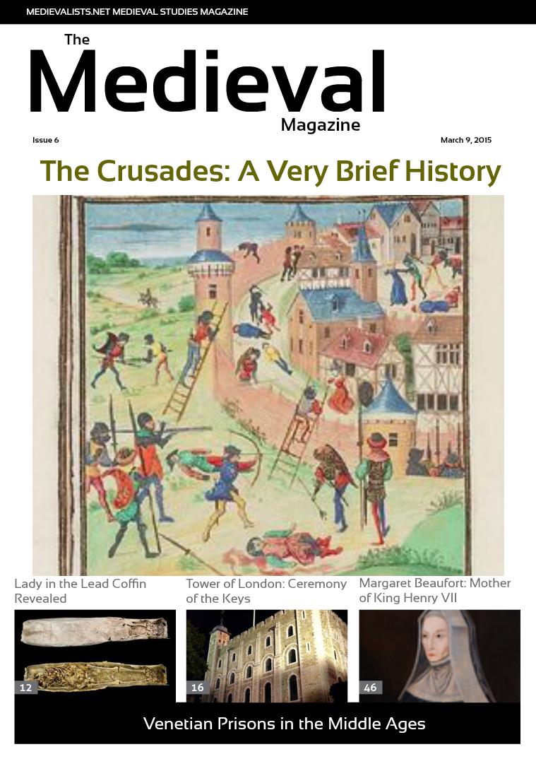 The Medieval Magazine Volume 1 Issue 6