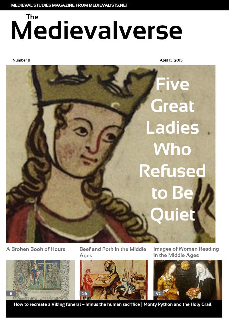 The Medieval Magazine No.11