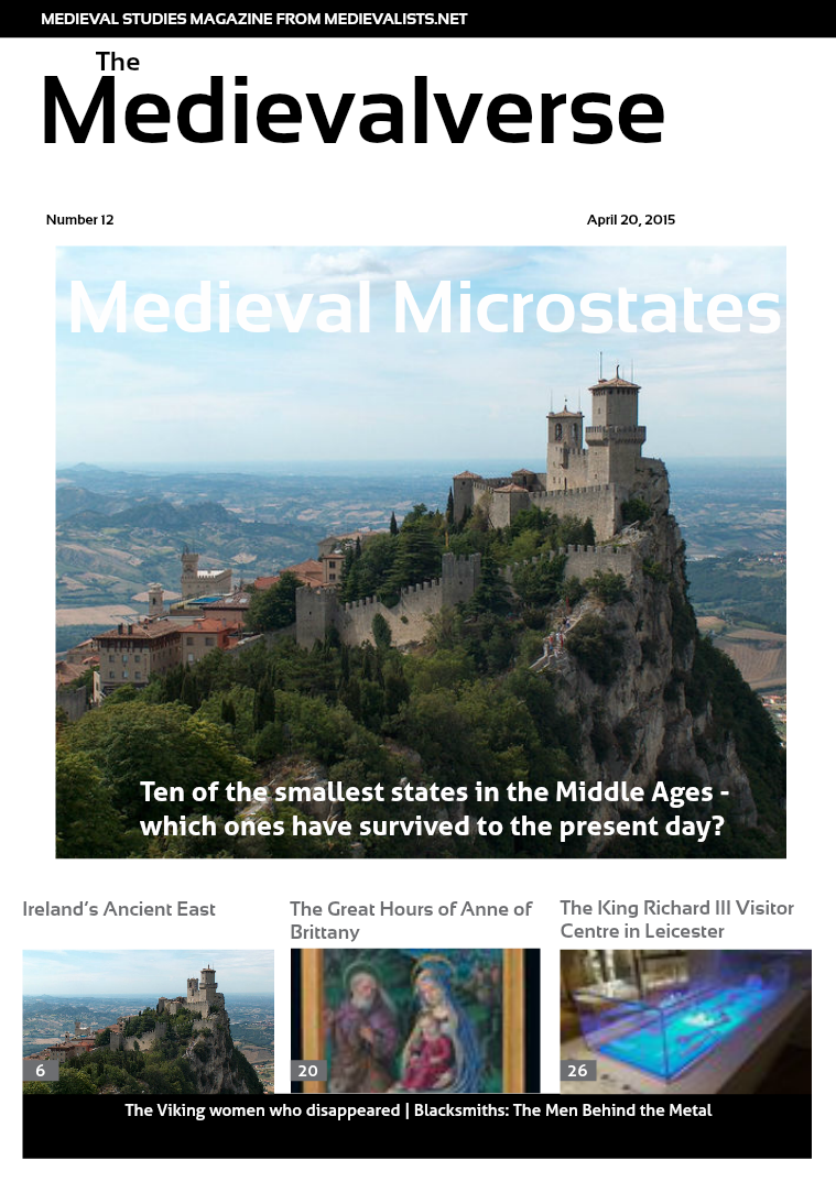 The Medieval Magazine No. 12
