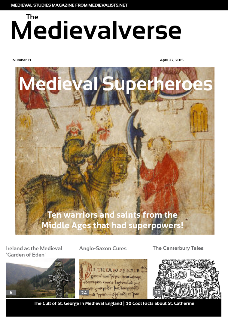 The Medieval Magazine No.13