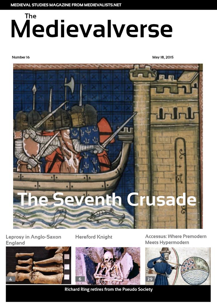 The Medieval Magazine No.16