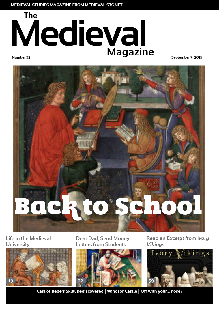 The Medieval Magazine No.32