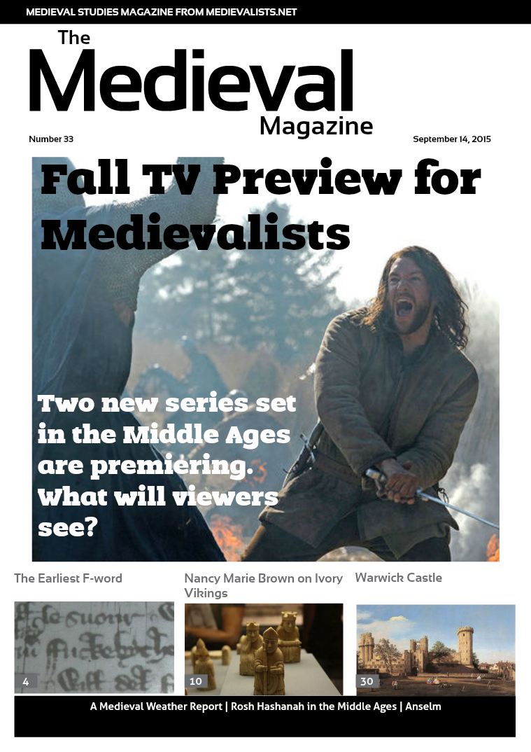 The Medieval Magazine No.33