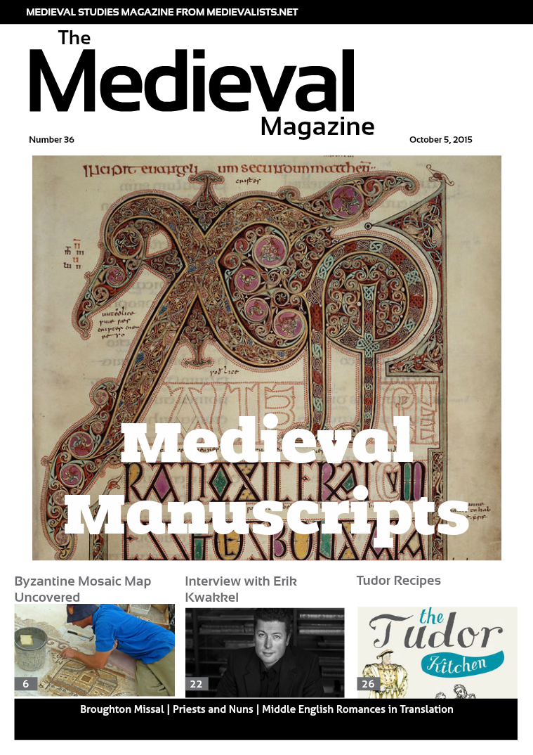 The Medieval Magazine No.36