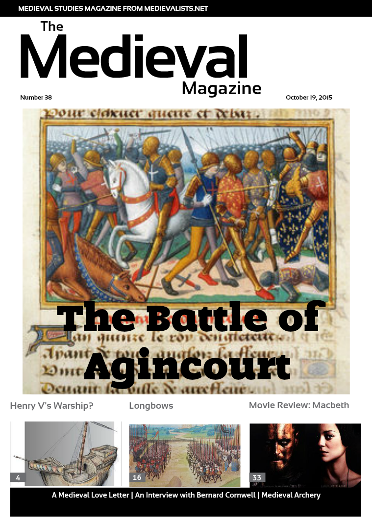 The Medieval Magazine No.38