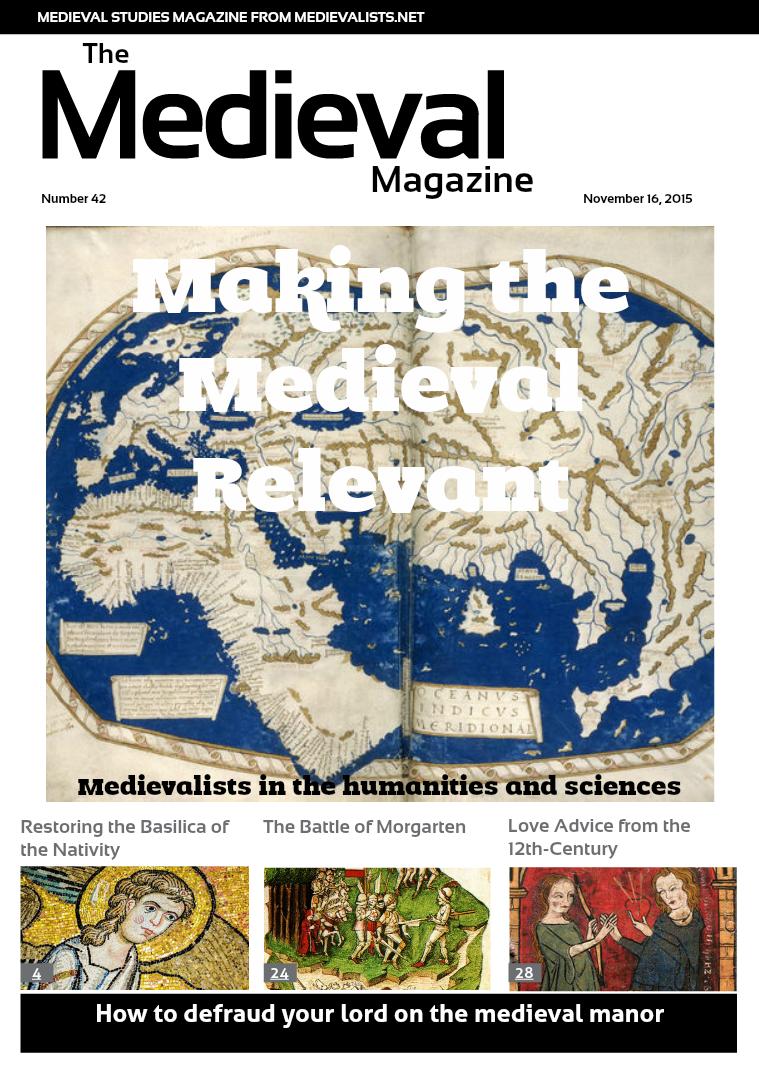 The Medieval Magazine No.42
