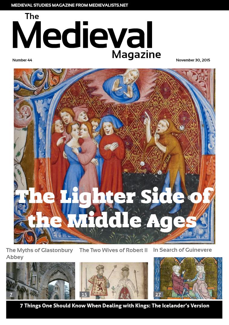 The Medieval Magazine No.44