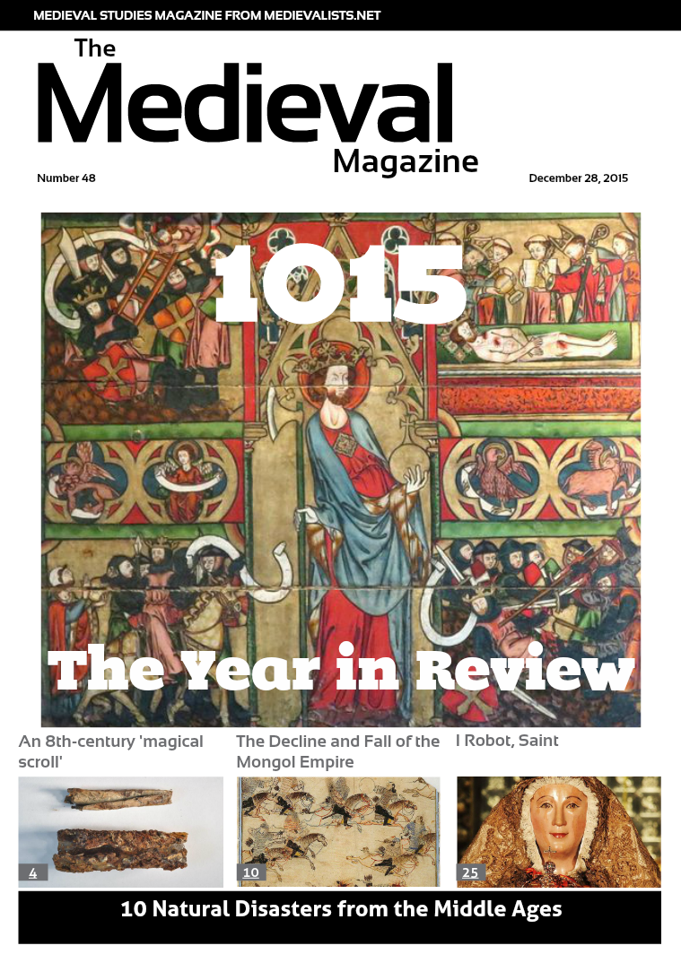 The Medieval Magazine No.48