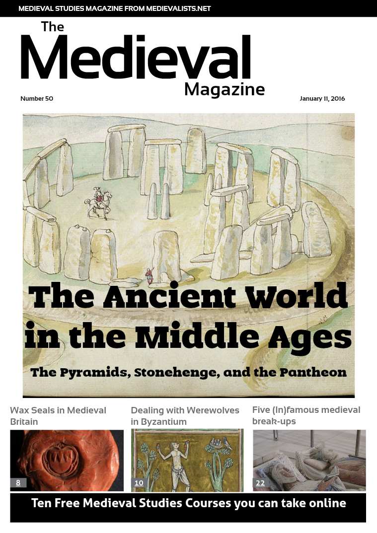 The Medieval Magazine No.50