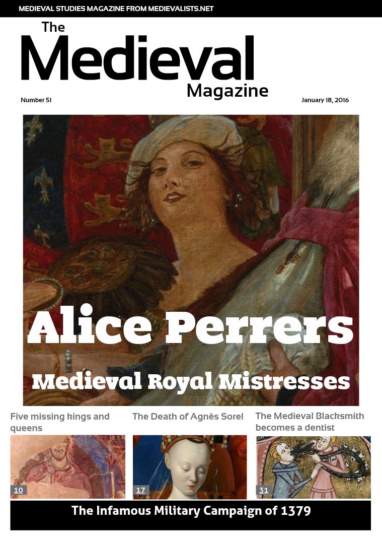 The Medieval Magazine No.51