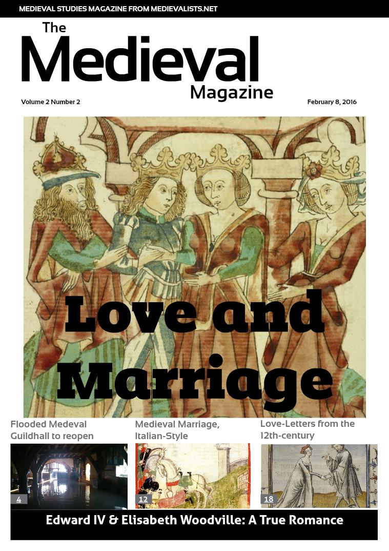 The Medieval Magazine No.54