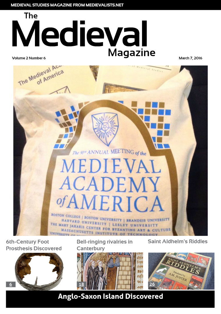 The Medieval Magazine No.58