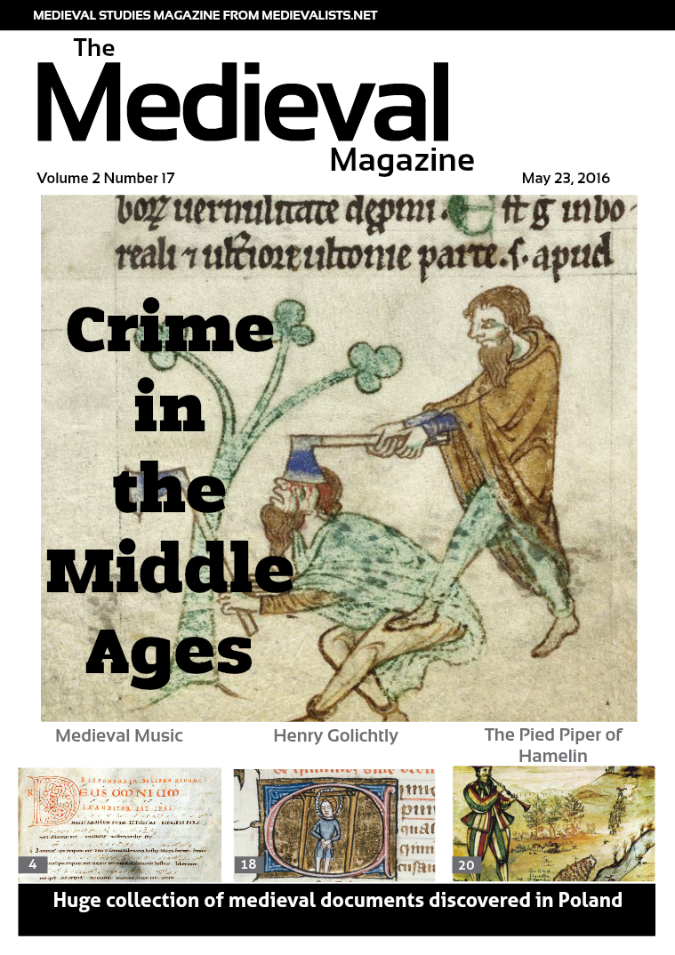 The Medieval Magazine No.69