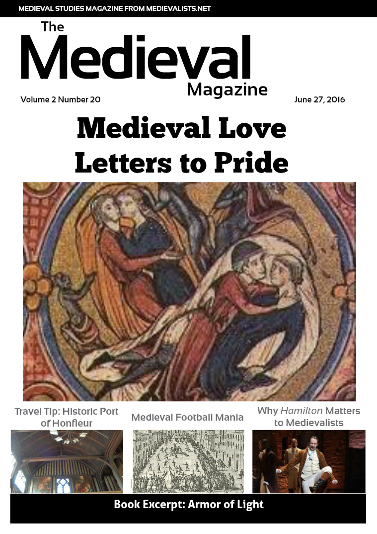 The Medieval Magazine No.72 / Vol 2 No 20