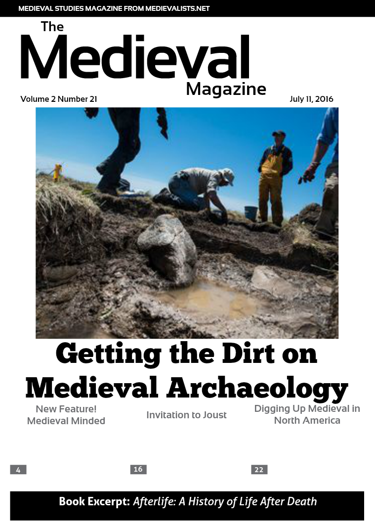 The Medieval Magazine No.73 / Vol 2 No 21