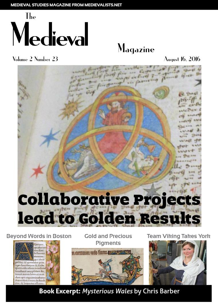The Medieval Magazine No.75 / Vol 2 No 23