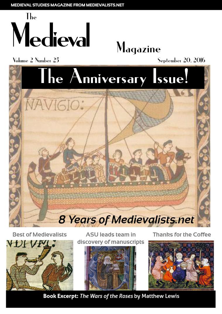 The Medieval Magazine No.77 / Vol 2 No 25