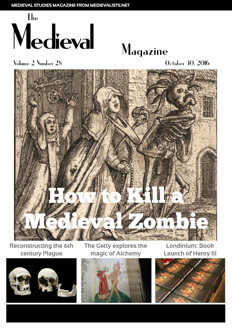 The Medieval Magazine No.80 / Vol 2 No 28