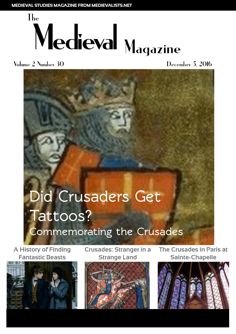 The Medieval Magazine No.82 / Vol 2 No 30
