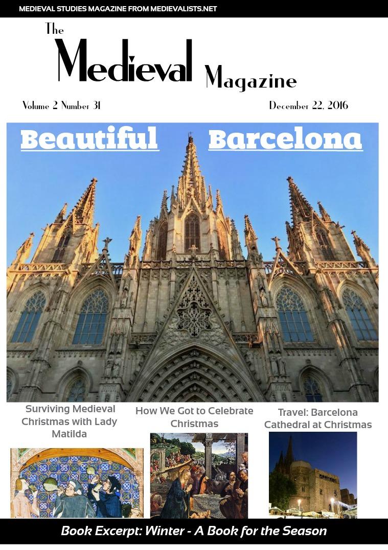 The Medieval Magazine No.83 / Vol 2 No 31
