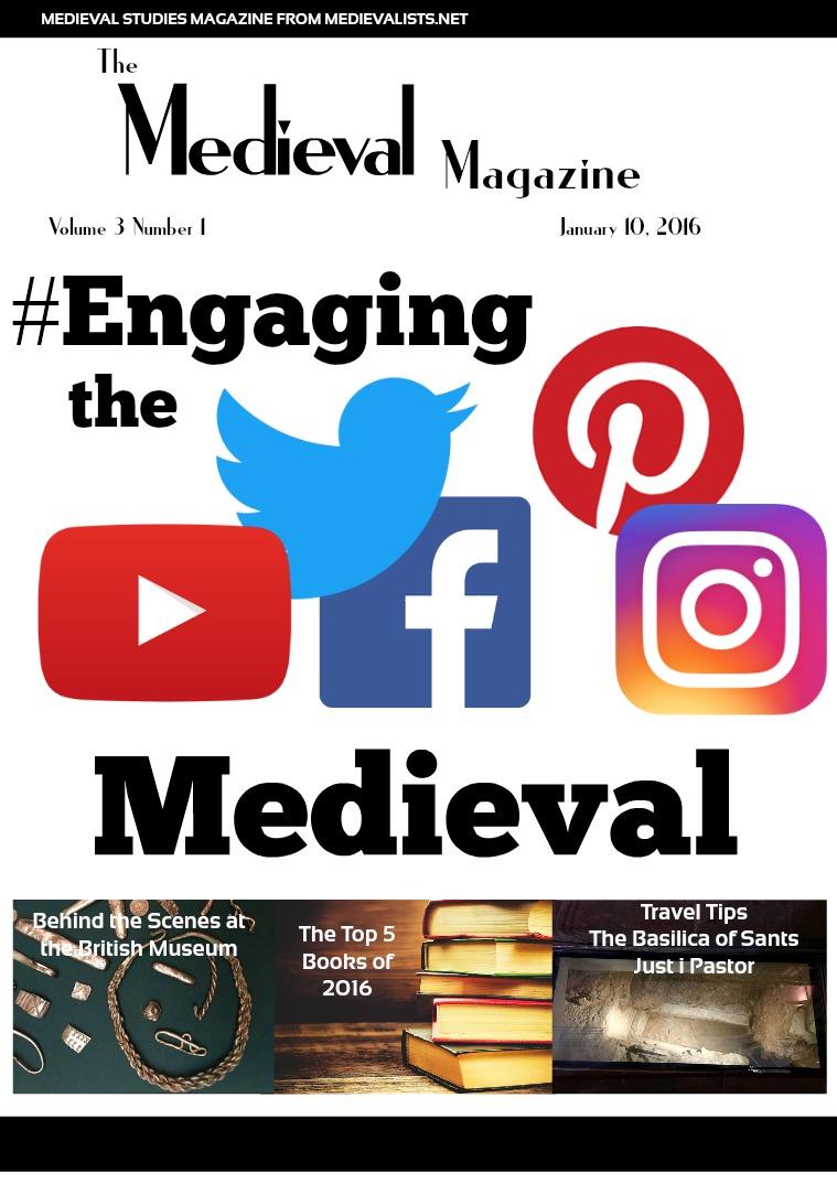 The Medieval Magazine No.84 / Vol 3 No 1