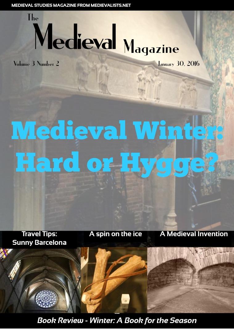 The Medieval Magazine No.85 / Vol 3 No 2