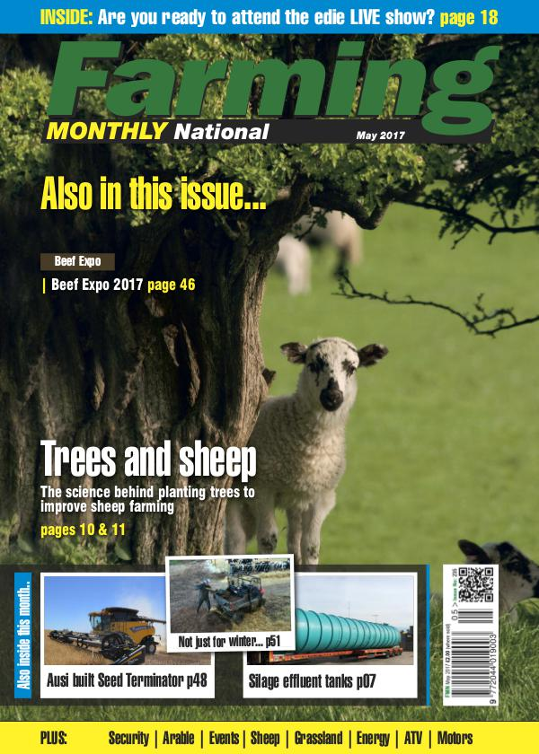 Farming Monthly National May 2017