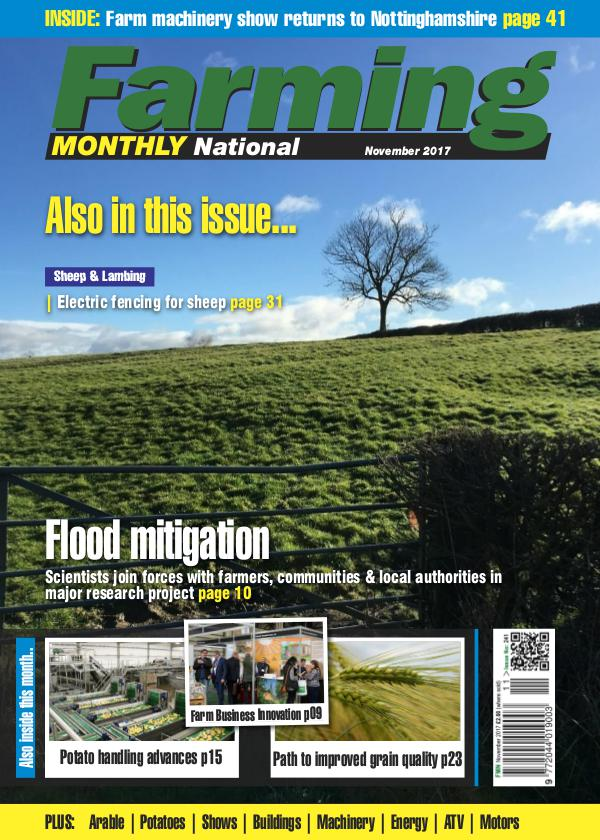 Farming Monthly National November 2017
