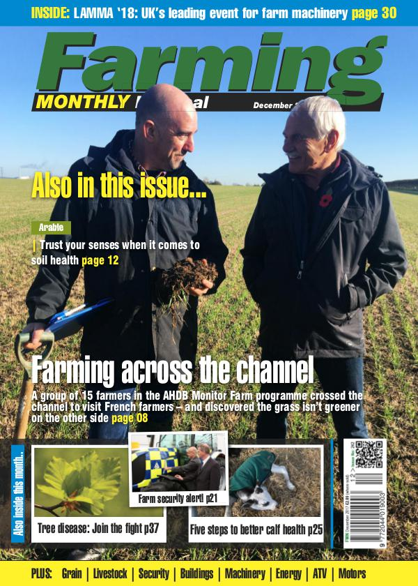Farming Monthly National December 2017